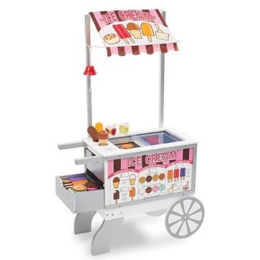 Melissa & Doug Snacks & Sweets Food Cart