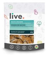 Live Organic Nacho Crackers