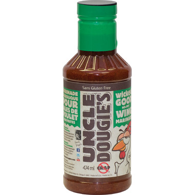 Uncle Dougie\'s Wing Marinade