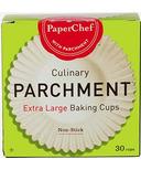 PaperChef Extra Large Parchment Baking Cups