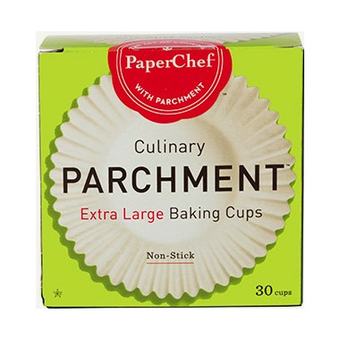 PaperChef Extra Large Parchment Baking Cups