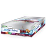 Genuine Health Fermented Greek Yogurt Proteins+ Bar Case Cherry Almond