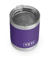 YETI Rambler Lowball Peak Purple