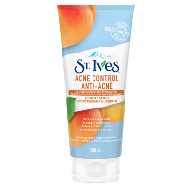 St. Ives Acne Control Apricot Scrub