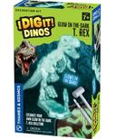 Thames & Kosmos I Dig It! Dinos Glow-in-the-Dark T. Rex Excavation Kit