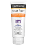 Neutrogena Clear Face Sunscreen Lotion SPF 60