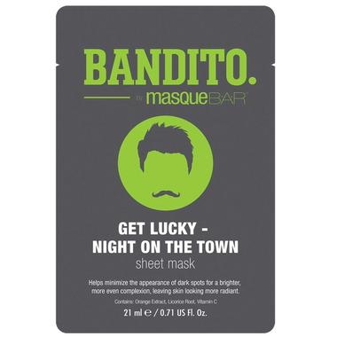 masque BAR Bandito Get Lucky