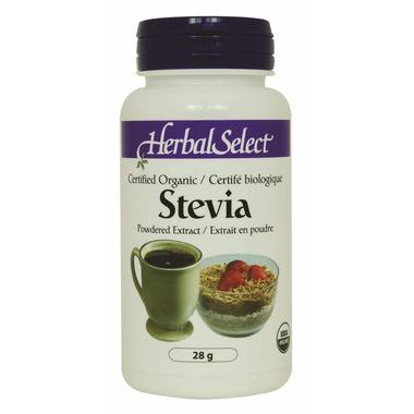 Herbal Select Organic Stevia Powder