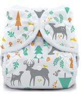 Thirsties Duo Wrap Snap Diaper Woodland