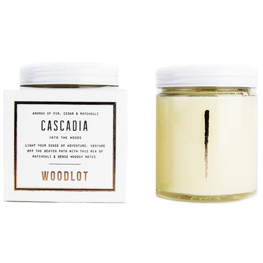 Woodlot Cascadia Coconut Wax Candle