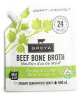 Broya Parsley & Cumin Beef Bone Broth