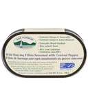 Bar Harbor Wild Herring Fillets with Cracked Pepper