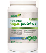 Genuine Health Fermented Vegan Proteins+