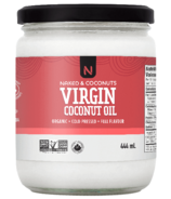 Naked Coconuts Organic Virgin Coconut Oil Small