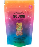 SQUISH Vegan Sour Rainbow Bears Gourmet Candy