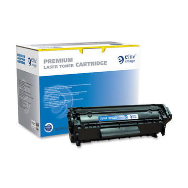 Elite Image 75101 Black Toner Cartridge