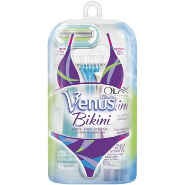 Gillette Venus Embrace Bikini Razor Bonus