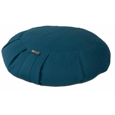 Halfmoon Round Meditation Cushion Pacific