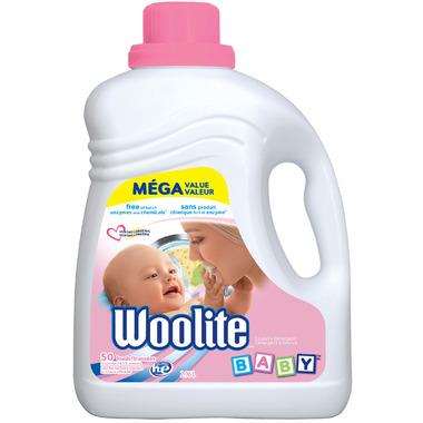 Woolite Hypoallergenic Baby Laundry Detergent