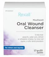 Nettoyant pour plaies orales de Rexall