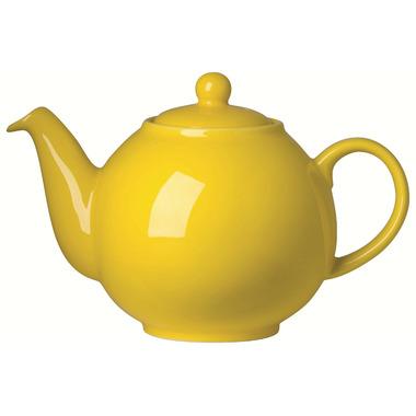 London Pottery Globe Teapot 6-Cup