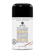 Alaffia Neem Turmeric Deodorant Mandarin & Charcoal