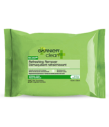 Garnier Clean + Refreshing Remover Towelettes