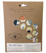 Mind Your Bees Wraps Modernism DIY Beeswax Food Wrap Kit