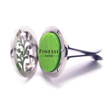 Finesse Home Tree Aroma Pendant Vehicle Diffuser