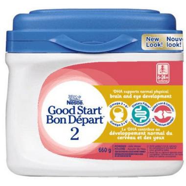 Nestle Good Start 2 with DHA & GOS Baby Formula Powder