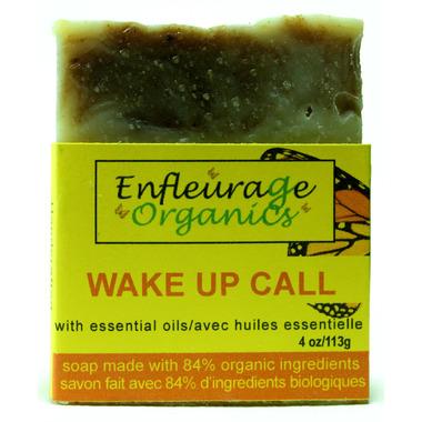 Enfleurage Organics Bar Soap Wake Up Call