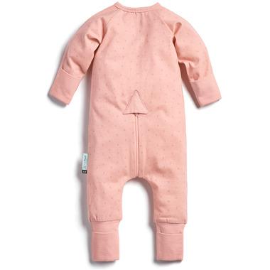 ergoPouch Organic Cotton Pajamas Long Sleeve Sleeper Berries 0.2 TOG