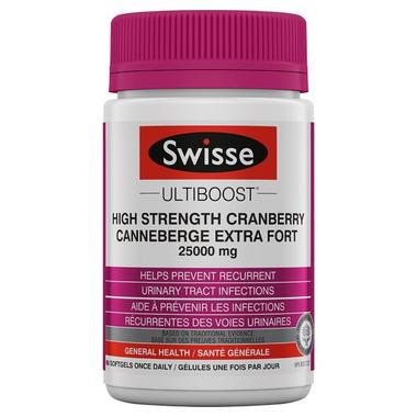 Swisse Ultiboost High Strength Cranberry
