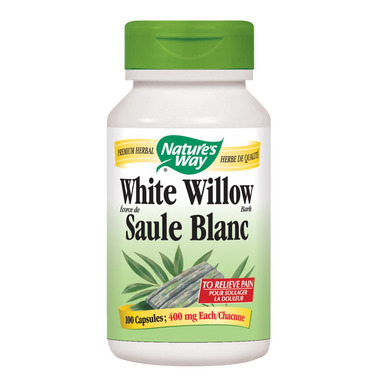 Nature\'s Way White Willow Bark