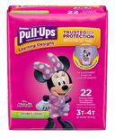 Huggies Pull-Ups Learning Designs Training Pants For Girls Jumbo Pack