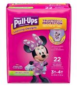Huggies Pull-Ups Learning Designs Training Pants For Girls Jumbo Pack