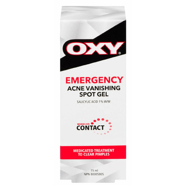 OXY Emergency Acne Vanishing Spot Gel