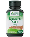 Adrien Gagnon Brewer's Yeast 500 mg