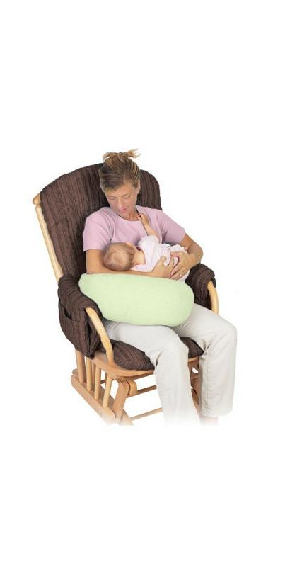 Jolly Jumper Boomerang Nursing Cushion