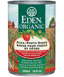 Eden Organic Canned Pizza Pasta Sauce