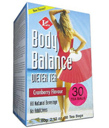 Uncle Lee's Body Balance Cranberry Dieter Tea