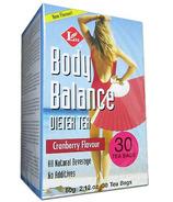 Uncle Lee's Body Balance Cranberry Dieter Tea