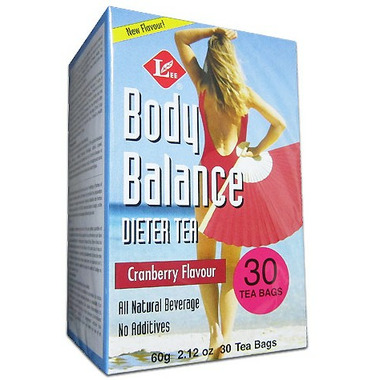Uncle Lee\'s Body Balance Cranberry Dieter Tea
