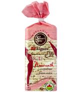 Smartbite Organic Rice & Amaranth Cakes