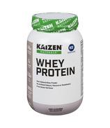 Kaizen Naturals Whey Protein Powder Unflavoured