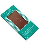 Galerie au Chocolat Milk Chocolate Cranberry & Pistachio Bark