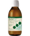 NutraSea NutraTiva Algal Omega-3 + Hemp Oil Chocolate Mint