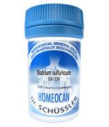 Homeocan Dr. Schussler Natrium Sulfuricum 6X Tissue Salts