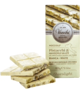 Venchi Chocolight White Chocolate with Roasted Salted Nuts