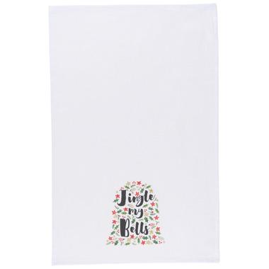 Now Designs Tea Towel Jingle My Bells
